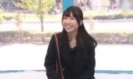 「恥ずかしいよぉ」アイドル顔の女子大生がMM号で初対面棒を受け入れ