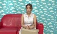 23歳香里奈似巨乳素人妻が童貞チンポを騎乗位筆おろし