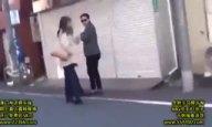 ナンパで捕まえた素人巨乳娘を家に連れこんで隠し撮りハメでうっかり中出し