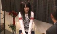 黒髪美女パイパンロリJKが夢を叶える為にソープ嬢になりご奉仕SEX!