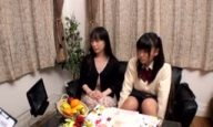 初めてのオイルエステでハメられるスポブラ女子校生たち