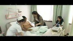 h3入院中の絶倫ジジイに顔射レイプされてしまった制服姿のJK/h3