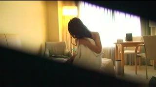 アイドルになりたいギャルとホテルでハメ撮りしてきた