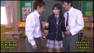 無意識に同級生を誘惑しちゃう美女JKが教室パコでアヘ顔晒す